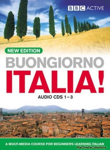 Buongiorno Italia!: Language Pack by Joseph Cremona image