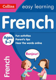Collins Easy Learning French by Collins Dictionaries image