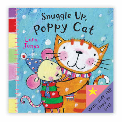 Poppy Cat Peekaboos: Snuggle Up, Poppy Cat image