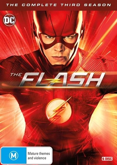 The Flash - Season 3 on DVD image
