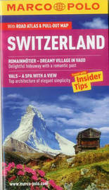 Switzerland Marco Polo Guide by Marco Polo