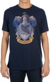 Harry Potter Embroidered T-Shirt - Ravenclaw (Medium)