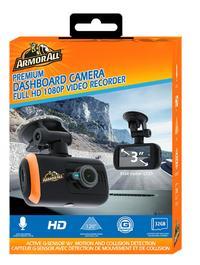 "Armor All: Premium Dashboard Camera Full HD 1080P w/ 3"" LCD image"