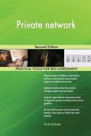 Private Network Second Edition by Gerardus Blokdyk image