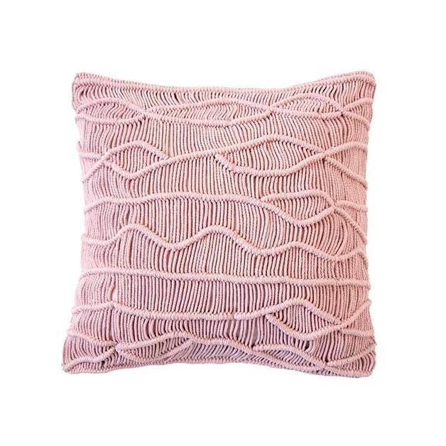 Dune Cushion - Rosewater