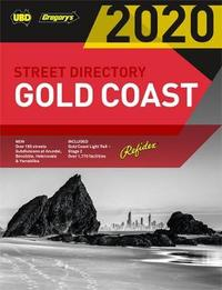 Gold Coast Refidex Street Directory 2020 22nd ed by UBD / Gregory's
