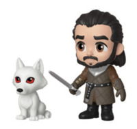 Game of Thrones: Jon Snow - 5-Star Vinyl Figure