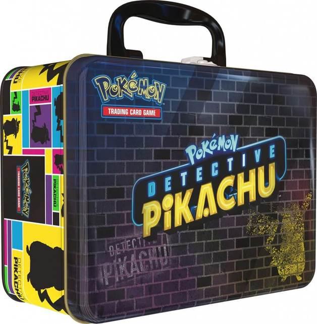 Pokemon TCG: Detective Pikachu - Collector's Chest