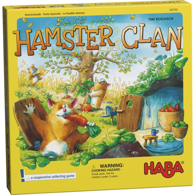 Hamster Clan - Children's Game