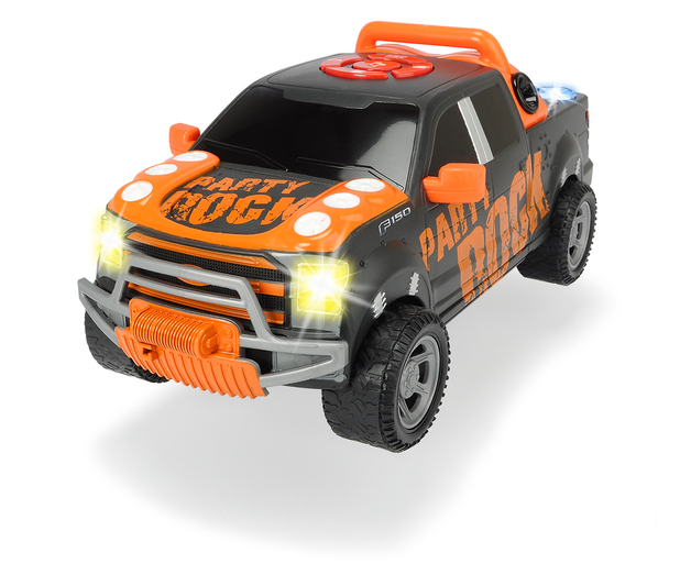 Dickie Ford F150 Truck Party Rock