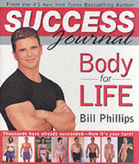 Body for Life Success Journal by Bill Phillips image