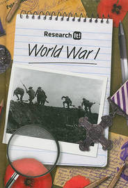 World War I by Stewart Ross image