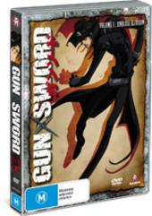 Gun X Sword - Vol. 1: Endless Illusion on DVD