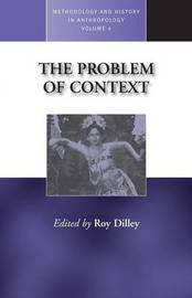 The Problem of Context