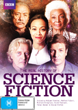 The Real History of Science Fiction DVD