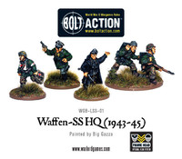 German Army - Waffen-SS HQ image