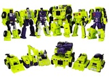 Transformers Unite Warriors UW-04 Devastator Set