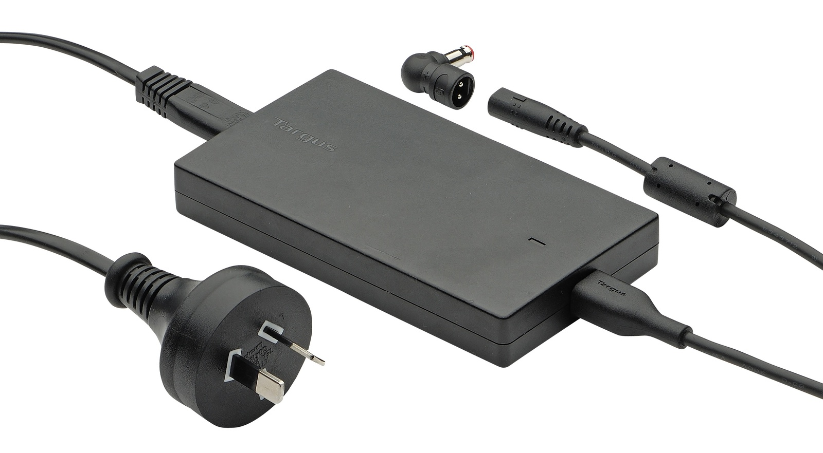 Targus: Compact Laptop Charger with USB Fast Charger image