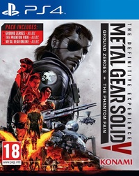 Metal Gear Solid V: The Definitive Experience for PS4