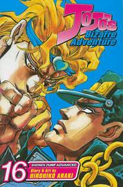 Jojo's Bizarre Adventure: Part 3--Stardust Crusaders, Vol. 16 by Hirohiko Araki