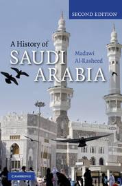 A History of Saudi Arabia by Madawi al-Rasheed image