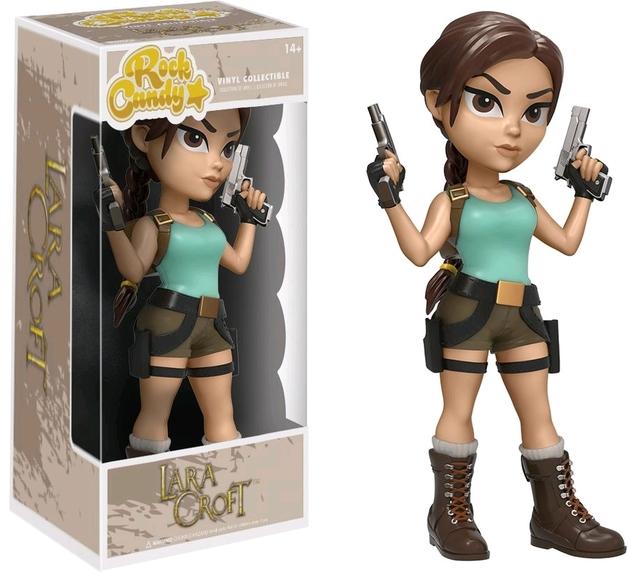 Tomb Raider: Lara Croft - Rock Candy Vinyl Figure