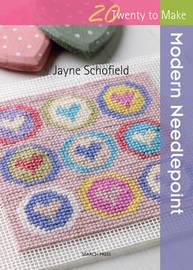Twenty to Make: Modern Needlepoint by Jayne Schofield