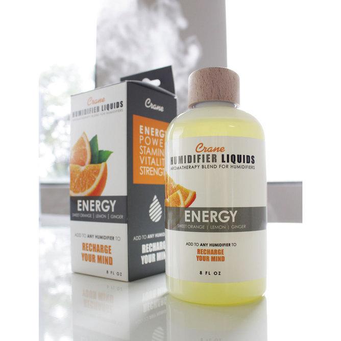 Crane Humidifier Liquid (ENERGY Aromatherapy Blend) image