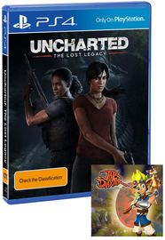 Uncharted: The Lost Legacy for PS4