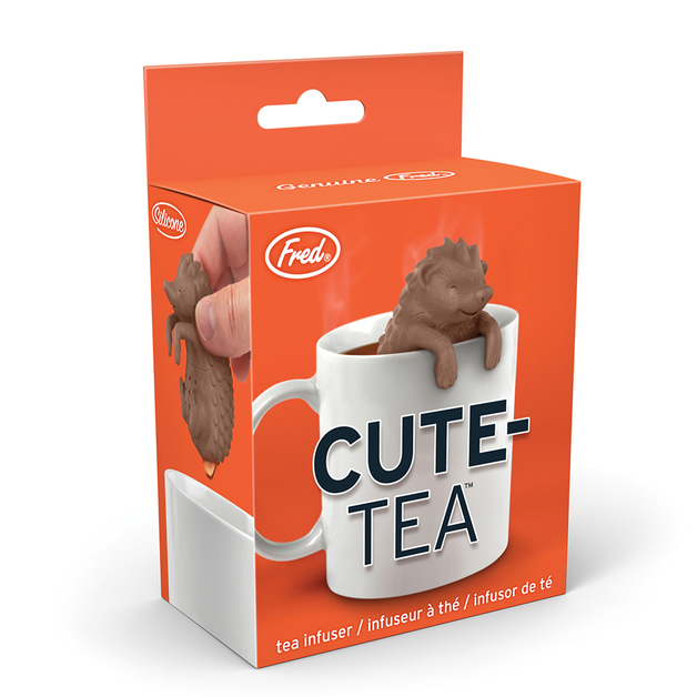 CuteTEA Tea Infuser (Hedgehog)