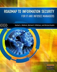 Roadmap to Information Security by Herbert Mattord image