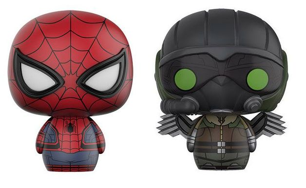 Spider-Man: Pint Size Heroes - Mini-Figure 3-Pack #2