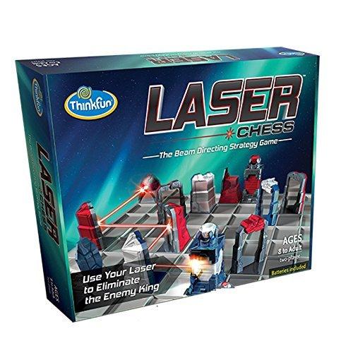 ThinkFun: Laser Chess Game