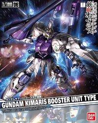 1/100 Gundam Kimaris Booster Type - Model Kit