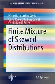 Finite Mixture of Skewed Distributions by VIctor Hugo Lachos Davila image