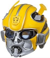 Transformers: Bumblebee - Showcase Helmet