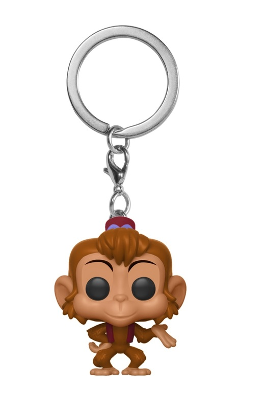 Aladdin - Abu Pocket Pop! Keychain