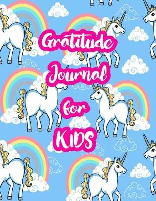 Gratitude Journal for Kids by Amari Kennedy