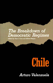 The Breakdown of Democratic Regimes by Arturo Valenzuela image