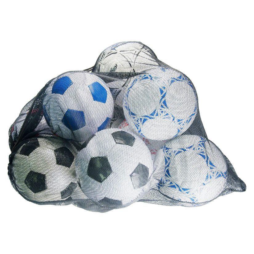 Football HQ: Heavy Mesh Ball Carry Bag - (Holds 15 Balls) image