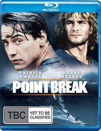 Point Break on Blu-ray