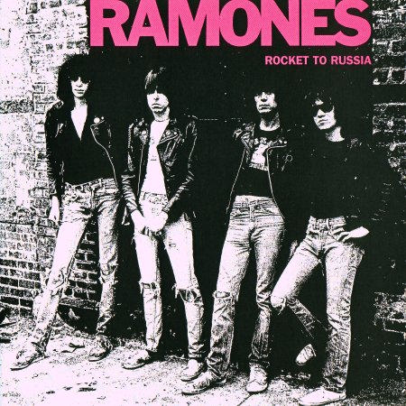 Rocket To Russia by Ramones image