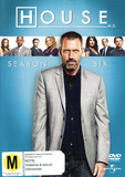House, M.D. - Season 6 (6 Disc Set) DVD