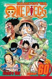 One Piece, Vol. 60 by Eiichiro Oda