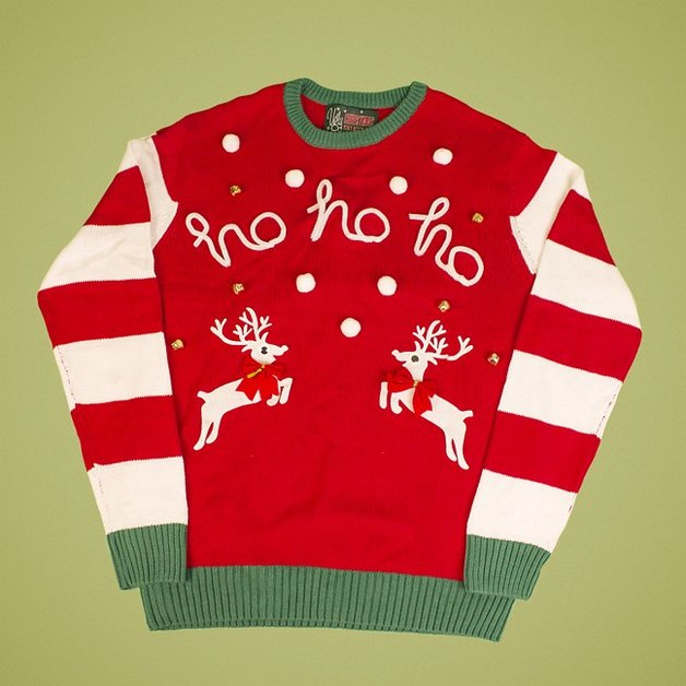 Ugly Christmas Sweater Kit Large Mens At Mighty Ape Nz