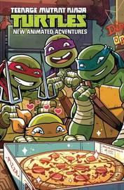 Teenage Mutant Ninja Turtles New Animated Adventures OmnibusVolume 2 by Jackson Lanzing