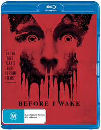 Before I Wake on Blu-ray