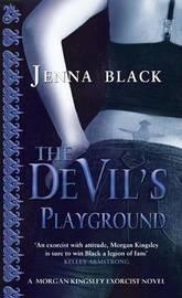 The Devil's Playground by Jenna Black image