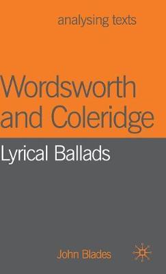 Wordsworth and Coleridge by John Blades