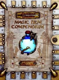 D&D Premium 3.5 Ed. Magic Item Compendium by Wizards RPG Team